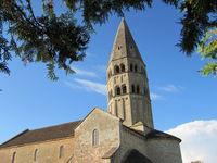 Visite commentée estivale de l'église romane de Saint-André-de-Bâgé