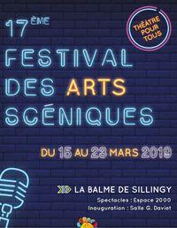 17e Festival des Arts Scéniques