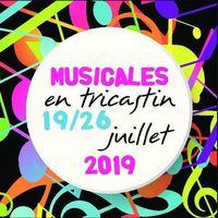 Musicales en Tricastin: La nuit du Piano