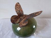 Exposition de peintures et poterie
