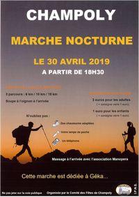 Marche nocturne