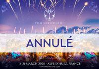 Tomorrowland Winter - Alpe d'Huez