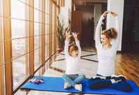 Stage : Yoga en famille
