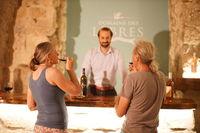 Visite guidée du vignoble du Château des Lèbres