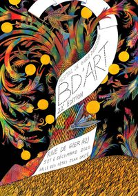 22ème édition du Festival BD'Art
