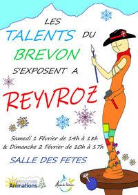 Exposition de talents locaux