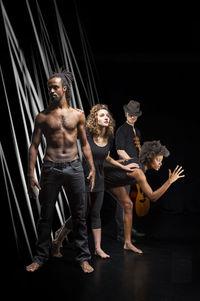 """L'OCM présente un spectacle de danse et musique live: """"Double"""" par la Cie Dessources à l'Allégro"""