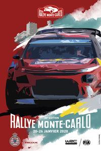 Animation Rallye Monte-Carlo