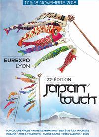 Japan Touch - Salon de l'Asie 2019