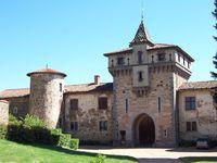 Visite du Château de Saconay