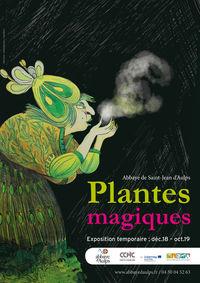 """Exposition temporaire """"Plantes magiques"""""""