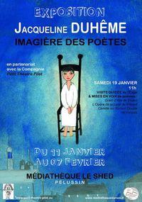 """Exposition """"Imagière des Poêtes"""""""