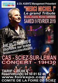 """Concert """"Merci Michel!"""""""