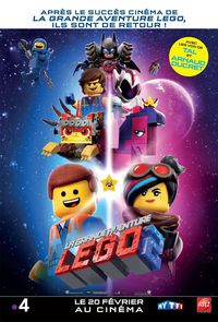Cinéma La Grande Aventure Lego 2