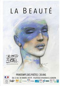 Printemps des poètes du Pays-Lecture, 20ème édition : la beauté