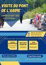 Visite contée du Pont de l'Abîme