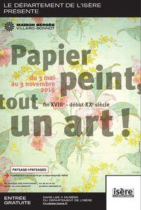 Papier peint : tout un art !