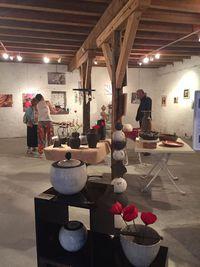 Les expositions estivales de la Ferme d'Antioche