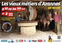 LES VIEUX METIERS D'AZANNES