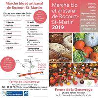 Marché Bio et Artisanal