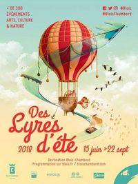 Des Lyres d'été de Blois-Chambord