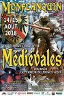 ANNULÉ - 30ème Fêtes Médiévales