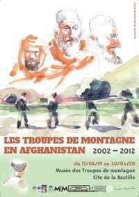 Les Troupes de montagne en Afghanistan