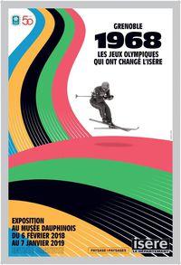 Grenoble 1968. Les Jeux olympiques qui ont changé l'Isère