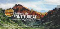 Refuge de Font Turbat - Nuits étoiles