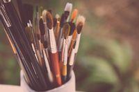 Atelier peinture acrylique