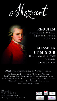 Mozart - Concert
