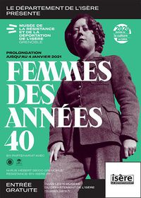 Femmes des années 40