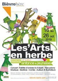 Festival les' Arts en herbe
