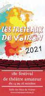 """18ème Festival """"Les Tréteaux de Voiron"""""""