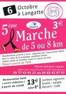 6EME MARCHE DE L'ASSOCIATION SEVE