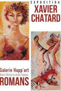 Exposition Xavier CHATARD