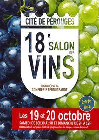 18ème Salon des Vins