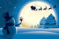 A la recherche de la neige de Noël