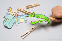 Atelier DIY : marionnettes rigolotes
