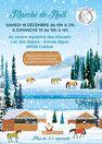 Marché de Noël au centre Équestre des Allouets
