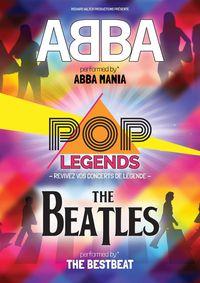 Pop Legends - Abba & The Beatles