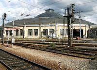 Visite guidée : La Rotonde Ferroviaire