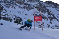 Slalom Chamois