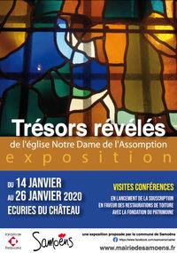 Trésors révélés de l'église Notre Dame de l'Assomption