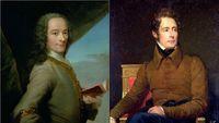 Causerie poétique et musicale autour de Voltaire et Lamartine [Reportée]