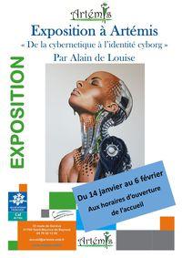 """Exposition """"Cyborg"""" à Artémis"""