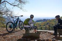 Balade en VTT Electrique : Le Mont d'Arjoux