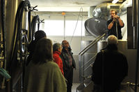 Visite de la brasserie La Soyeuse