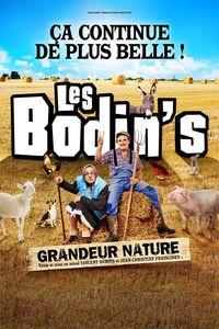 Spectacle Les Bodin's grandeur nature