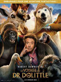 Cinéma Le Voyage du Dr Dolittle